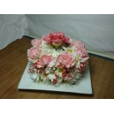 Arreglo Pastel de Flores