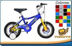Bicicleta Tigrito Ni