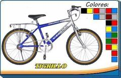 Bicicleta Tigrillo Ni