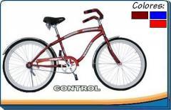 Bicicleta Control