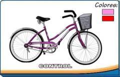 Bicicleta Control Dama