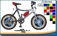 Bicicleta Formula 1 16