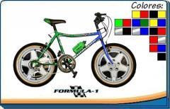 Bicicleta Formula 1 20