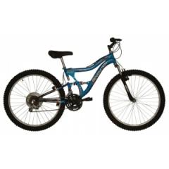 Bicicleta R.26 DOBLE SUPENSION LOOK GENERATION 18 VEL.