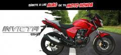 Motocicleta invicta 150