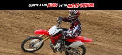 Motocicleta crf 150 r