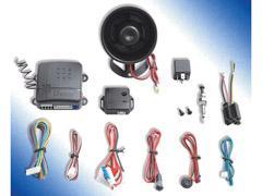 Alarma Serie 2 A Sensor de Impacto externo
