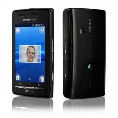 Sony Ericsson X8 color negro