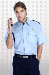 Uniforme CA433C00-PA237C00