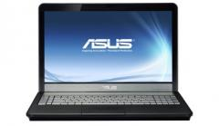 "Computadora portátil Asus 17.3"" N75SF,"