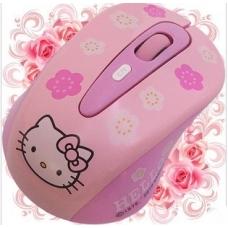 Mouse Hello Kitty Inalambrico