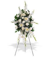 Flores funebres