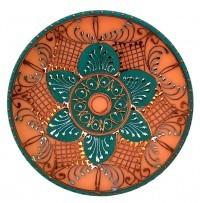 Plato Decorativo Listado 150-25