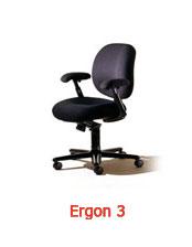 Silla de Trabajo Ergon 3