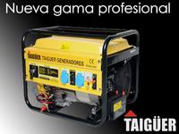 Generador Gasolina 2500W Taigüer