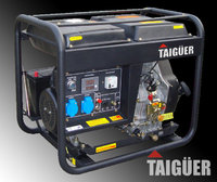 Generador Diesel 7500W Taigüer