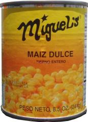 Maiz Dulce Lata 241gr.