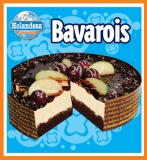Delicioso Pastel Bavarois