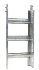 Escalerilla Galvanizada