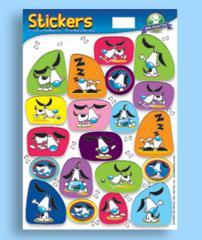 Stickers Cachorros