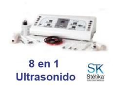 8 en 1 Ultrasonido