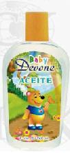 Aceite Baby Devone