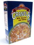 Breakfast Choice - Granola con Banano