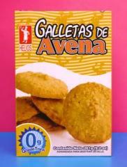 Galleta Caja Avena