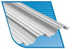 Entrepiso metálico de acero galvanizado GalvaDeck