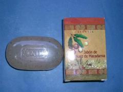 Jabón Con Macadamia