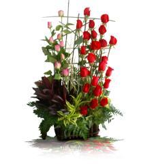 Arreglo Dilo con flores