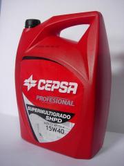 Lubricante CEPSA SPDH 15W40