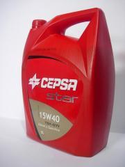 Lubricante CEPSA STAR EUROMAX 15W40