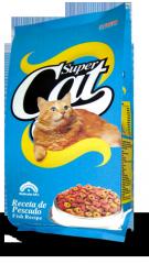 Alimento Para Gato Super Cat 3 k