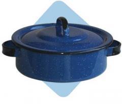 Cacerola Azul Oceano