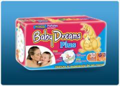 Pañales Baby Dreams Utratrim Plus