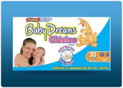 Pañales Baby Dreams Clásico