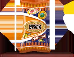 Snack Mucho Nacho Natural