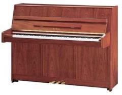 Piano Vertical color caoba