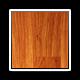 Piso de madera Doussie Premium