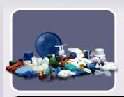 Envases plásticos Tapas