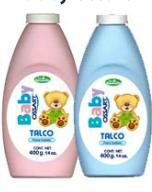 Talcos Baby Ossart