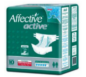 Pañales de Adulto Affective Active