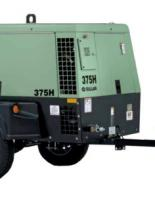 Compresor Para Aire Marca Sullair de 375 CFM