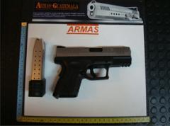 Pistola Springfield XDM