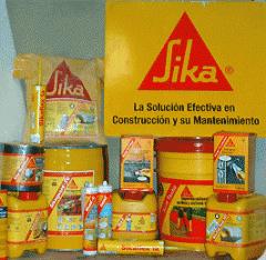 Adhesivo Sikabond Concentrado