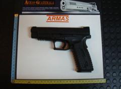 Pistola Springfield XDM FULL