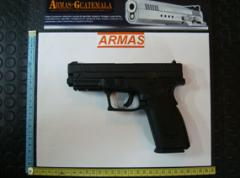 Pistola Springfield XD