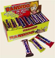Chocolate con Galleta - Bandido Display