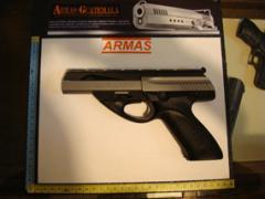 Pistola Springfield BERETTA U22